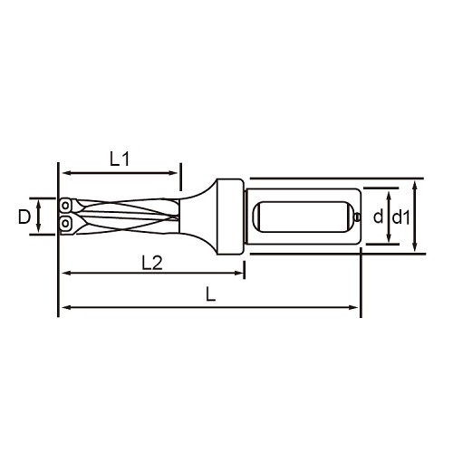DRS4-4D High Speed Drill
